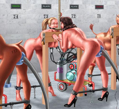 Picture- bondage cartoon milking anal stocks