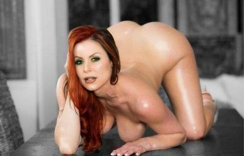 Picture- Kendra Lust toon time