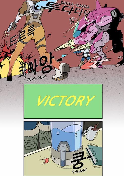 Overwatch Cartoons