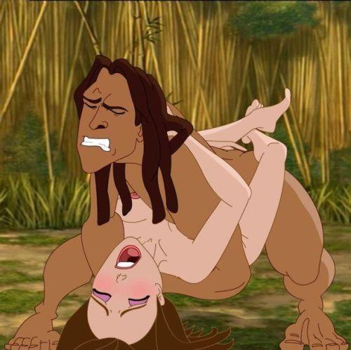 Picture- Tarzan and Jane 6/6