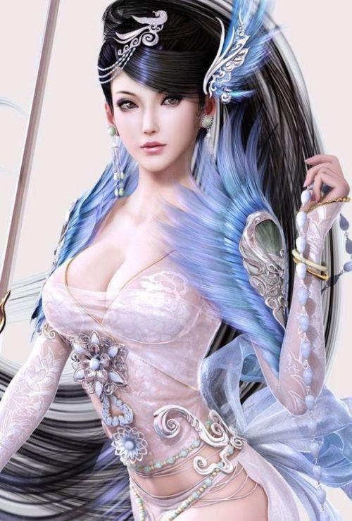 Picture- Asian fantasy