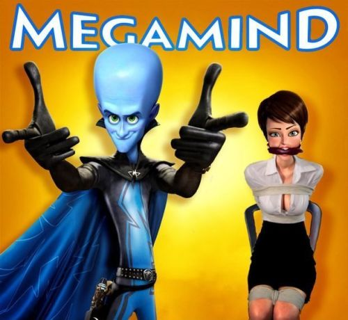 Picture- Megamind bdsm